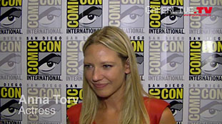 Actress Anna Torv Talks Last Season of Fringe and Potential Video Game