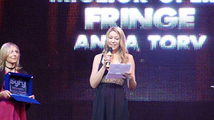 Anna Torv - Fantasy Horror Award - Best Series- Fringe