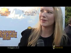 Anna Torv (Fringe) New Interview on The Saturn Awards