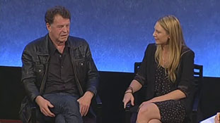 Anna Torv & John Noble Live at the Paley Center