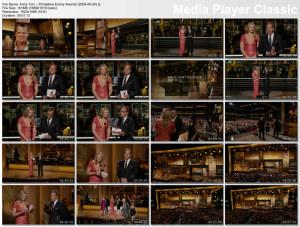 Anna Torv presenting at 61st Primetime Emmys