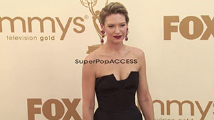 Anna Torv at the 63rd Primetime Emmy Awards - Arrivals_2
