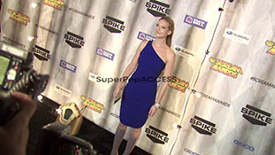 Anna Torv at the Spike TVs Scream Awards at Universal City_1