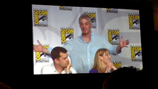 COMICON Day 4 - Fringe panel Part 1 of 5