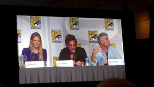 COMICON Day 4 - Fringe panel Part 2 of 5
