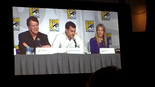 COMICON Day 4 - Fringe panel Part 3 of 5