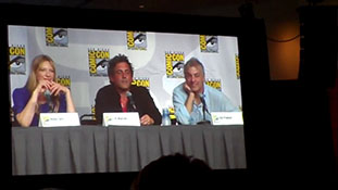 COMICON Day 4 - Fringe panel Part 5 of 5