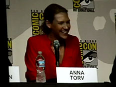 Comic-Con '09- Fringe panel (Part 2)