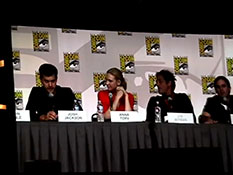 Comic-Con '09- Fringe panel (Part 3)