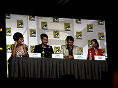 Comic-Con '09- Fringe panel (Part 5)