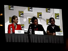 Comic-Con '09- Fringe panel (Part 6)
