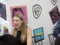 Comic-Con 2011 Dia 3 Sabado - Firma de Autografos con el Cast de Fringe