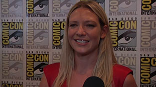 Comic Con 2012 - Anna Torv talks Fringe's final season