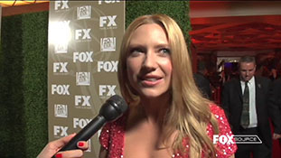 Emmy Presenter Anna Torv from Fringe
