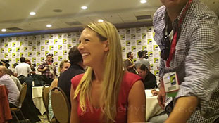 FRINGE- Anna Torv on Olivia's Reunion with Etta, Focusing on Just One Olivia, and More