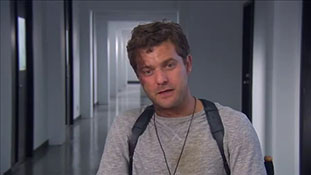FRINGE - Joshua Jackson - Peter Bishop #2 [EPK]