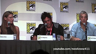 FRINGE PANEL at COMIC-CON 2011 Part 2 of 3
