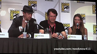 FRINGE PANEL at COMIC-CON 2011 Part 3 of 3