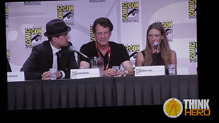 Fringe Comic Con 2011 Panel