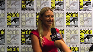 Fringe Comic Con 2012 Press Junket