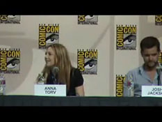 Fringe Comic Con Panel Part 1 of 5