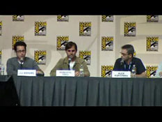 Fringe Comic Con Panel Part 3 of 5
