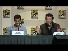 Fringe Comic Con Panel Part 5 of 5
