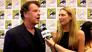 Fringe - Interview with Anna Torv, Joshua Jackson & John Noble @ San Diego Comic Con 2011