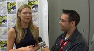 Fringe Interviews - San Diego Comic Con 2011