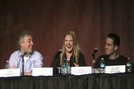 Fringe NY Comic Con Interviews with Anna Torv, Joshua Jackson, Lance Reddick, Kirk Acevedo - Part 2