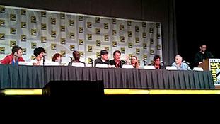 Fringe Panel Comic Con 2011