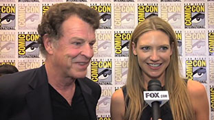 Fringe Season 4 Comic-Con 2011- Cast & Crew Discuss Their Super Fans