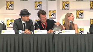 Fringe Season 4 Comic-Con 2011- Panel- Lance Reddick as William Bell
