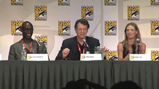 Fringe Season 4 Comic-Con 2011- Panel- Peter Returns