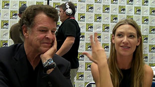 Fringe - Season 4 Interviews