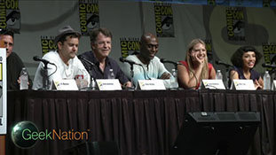 Full Fringe-Panel (Comic-Con 2012) HD