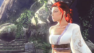 Heavenly Sword - Heavenly Sword PlayStation 3 Trailer.mp4-00002