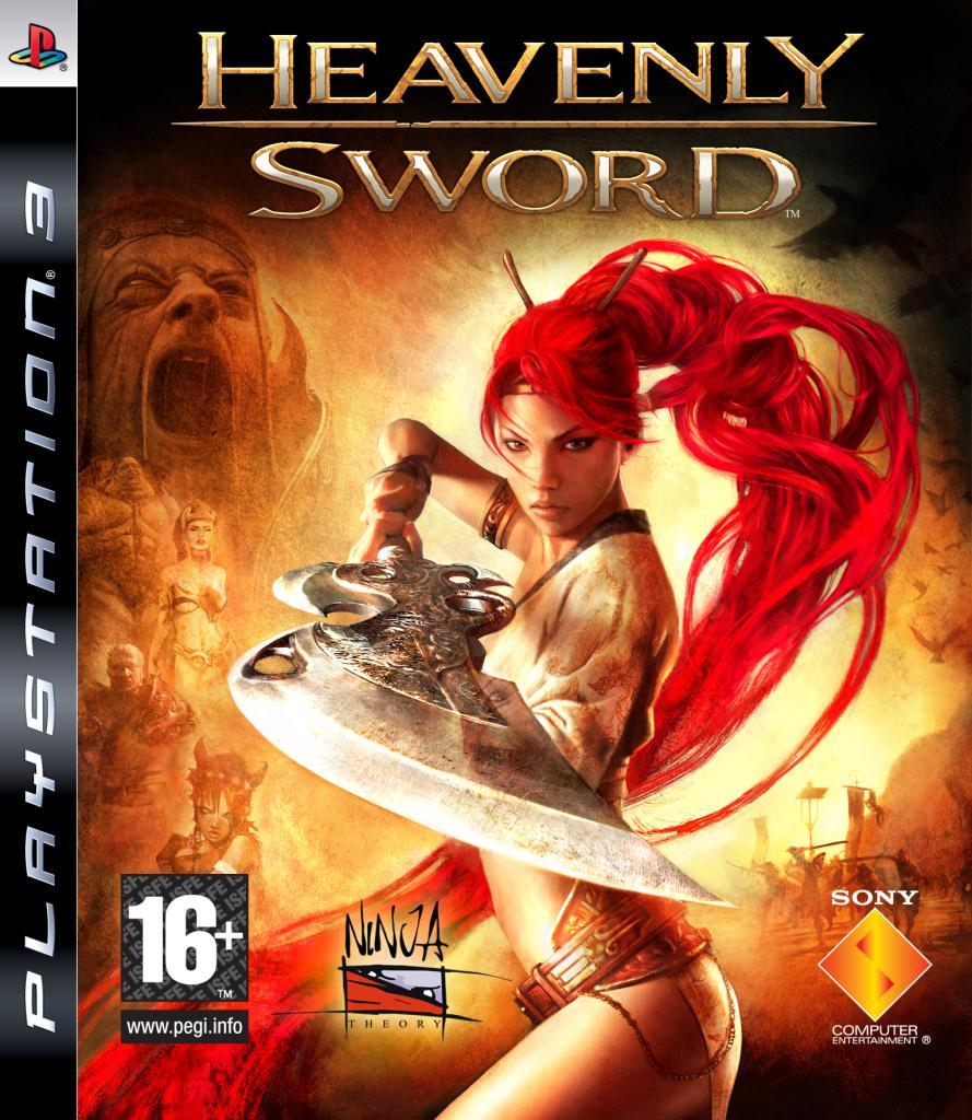 Heavenly Sword VG