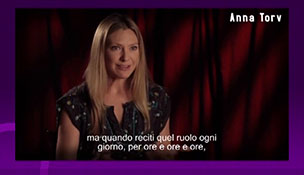 Intervista ad Anna Torv on Vimeo
