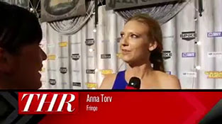 Scream Awards 2011 - Anna Torv - Interview 1
