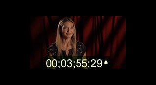 backstage Anna Torv Italy on Vimeo
