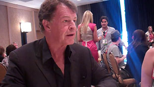Comic Con- FRINGE- John Noble (2012)