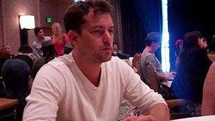Comic Con- FRINGE- Josh Jackson (2012)