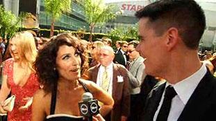 Emmys 2009- Lisa Edelstein