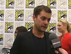 Fringe - Comic-Con 2009 Exclusive- Joshua Jackson on Season 2