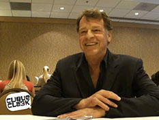 Fringes John Noble @ 2012 SDCC