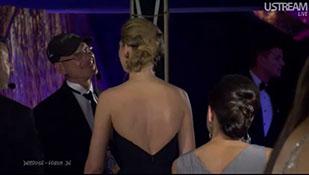 Hugh Laurie - 63rd Primetime Emmy Awards 2011 - Backstage