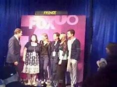NBC CW CBS Fox Upfront Presentations
