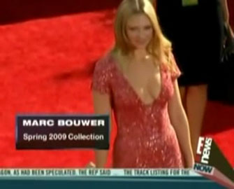 E! Fashion Police Primetime Emmys 2009 with Sally Hershberger