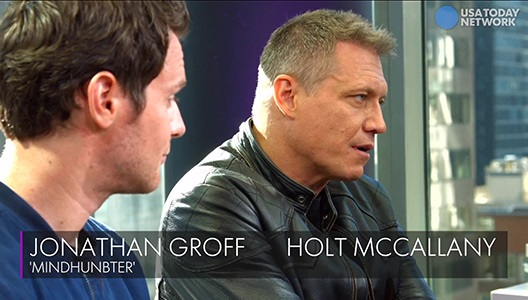 Holt McCallany talks Fightclub and Fincher